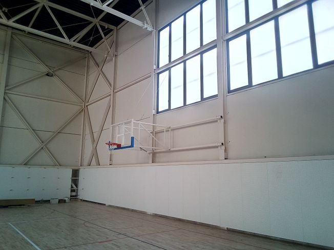 Decan Sports Equipment S.L. canasta baloncesto pared